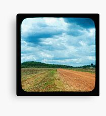 Beatrice Farm Canvas Print