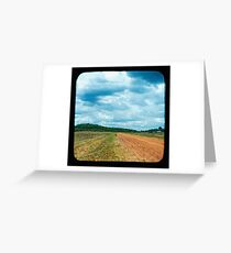 Beatrice Farm Greeting Card