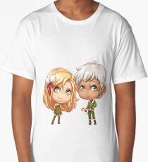 Rowaelin Christmas Long T-Shirt