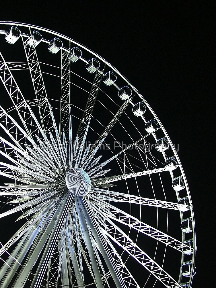 The Royal Windsor Wheel by Colin  Williams Photography