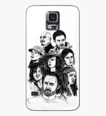 The Walking Dead: Alexandria Case/Skin for Samsung Galaxy