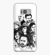 The Walking Dead: Alexandria Samsung Galaxy Case/Skin