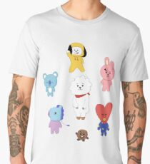 BT21 - BTS  Men's Premium T-Shirt