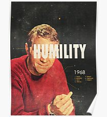Humility 1968 Poster