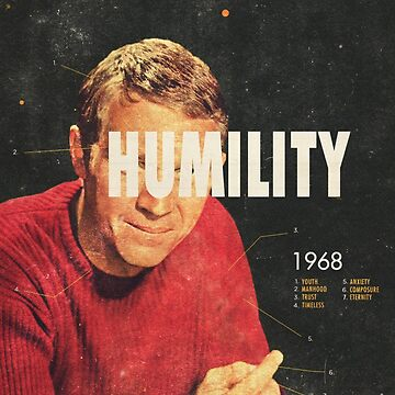 Humility 1968 by FrankMoth