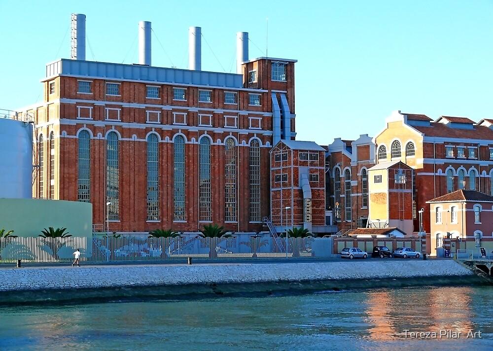 Industrial Architecture. by terezadelpilar ~ art & architecture