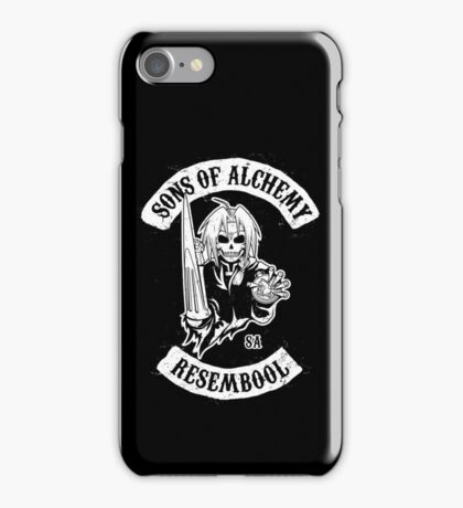 Sons of Alchemy iPhone Case/Skin
