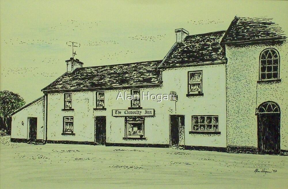 The Clonoulty Inn by Alan Hogan