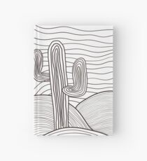 Lonely Cactus Hardcover Journal