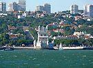 Belém Tower. Restelo by terezadelpilar ~ art & architecture