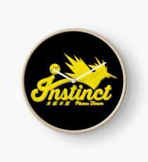 Team Instinct Clock
