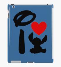 I Heart Stitch iPad Case/Skin