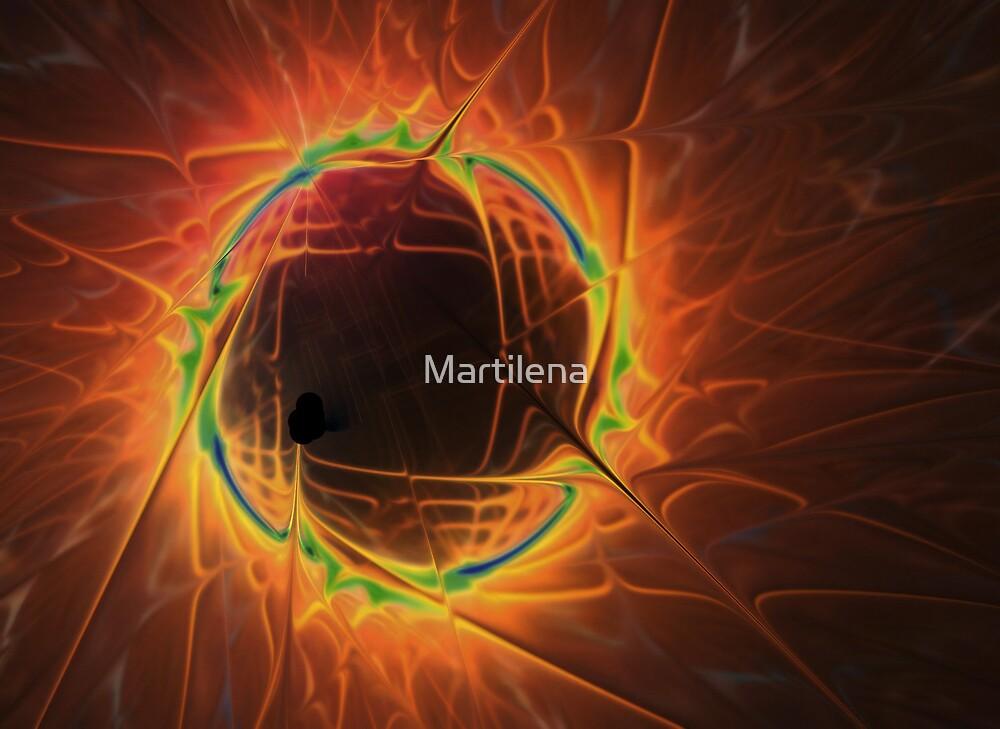 Supernova by Martilena