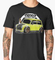 Mini Cooper Mr Bean Men's Premium T-Shirt