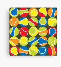 Tennis Ball Multi Canvas Print