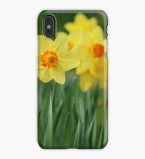 Shropshire Daffodils  iPhone XS Max Case