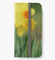 Shropshire Daffodils  iPhone Wallet/Case/Skin