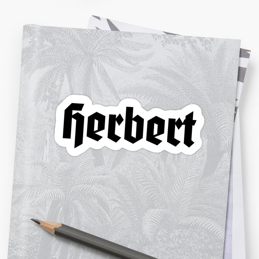 Herbert by stickart-marek