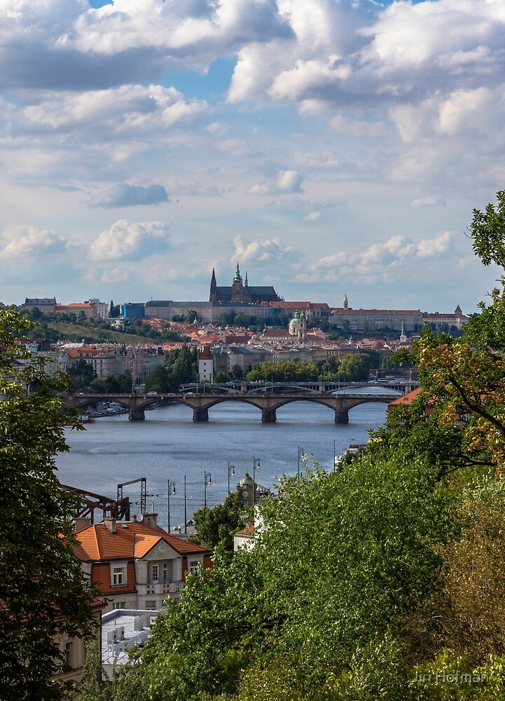 Prague Castle by Jiri Hofman