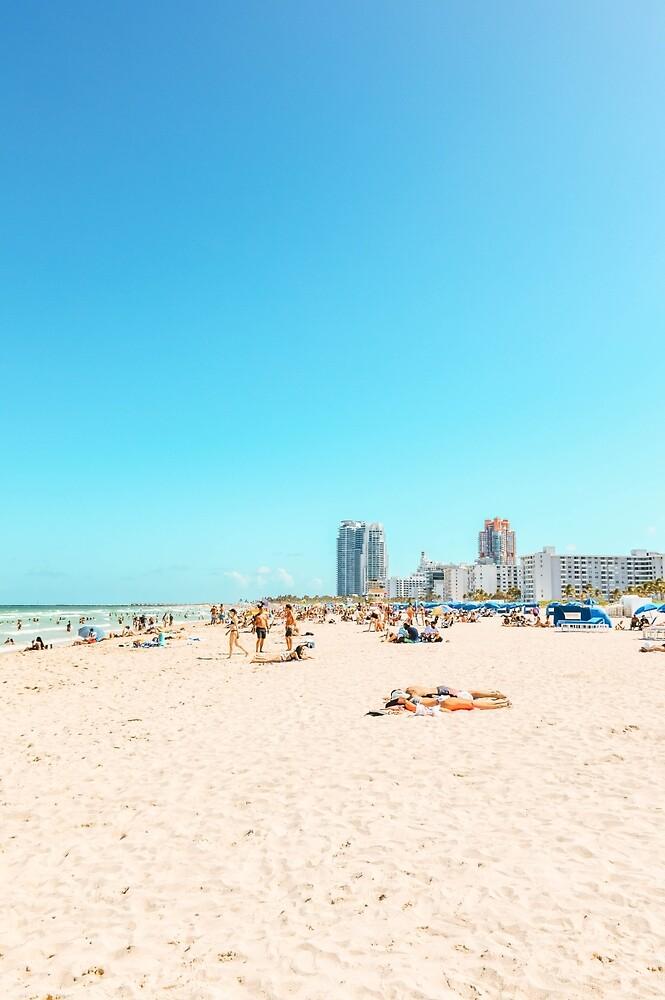 Miami Beach  by Alex Kraemer