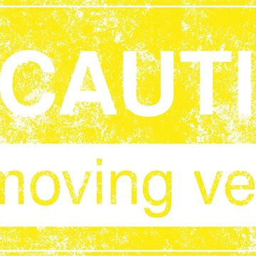 caution - low moving vehicle by GusiStyle
