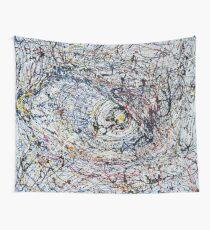 One of Pollock's eye Wandbehang