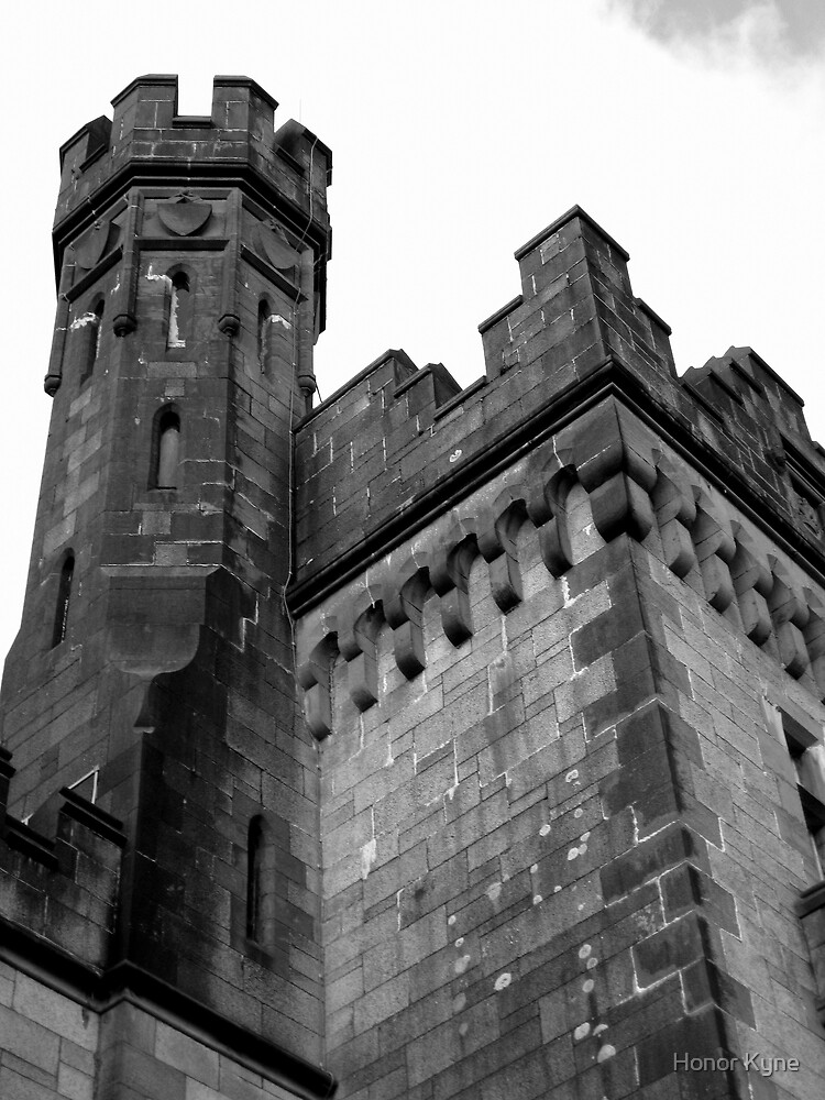Abbey Tower by Honor Kyne