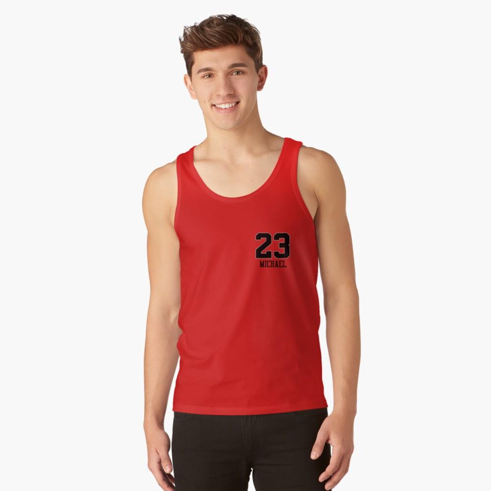 23 Michael Jordan Tank Top