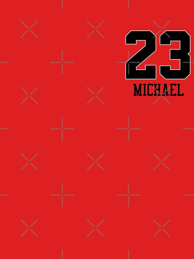 23 Michael Jordan von nbagradas