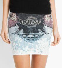 Evilyn Strange Idiom Mini Skirt