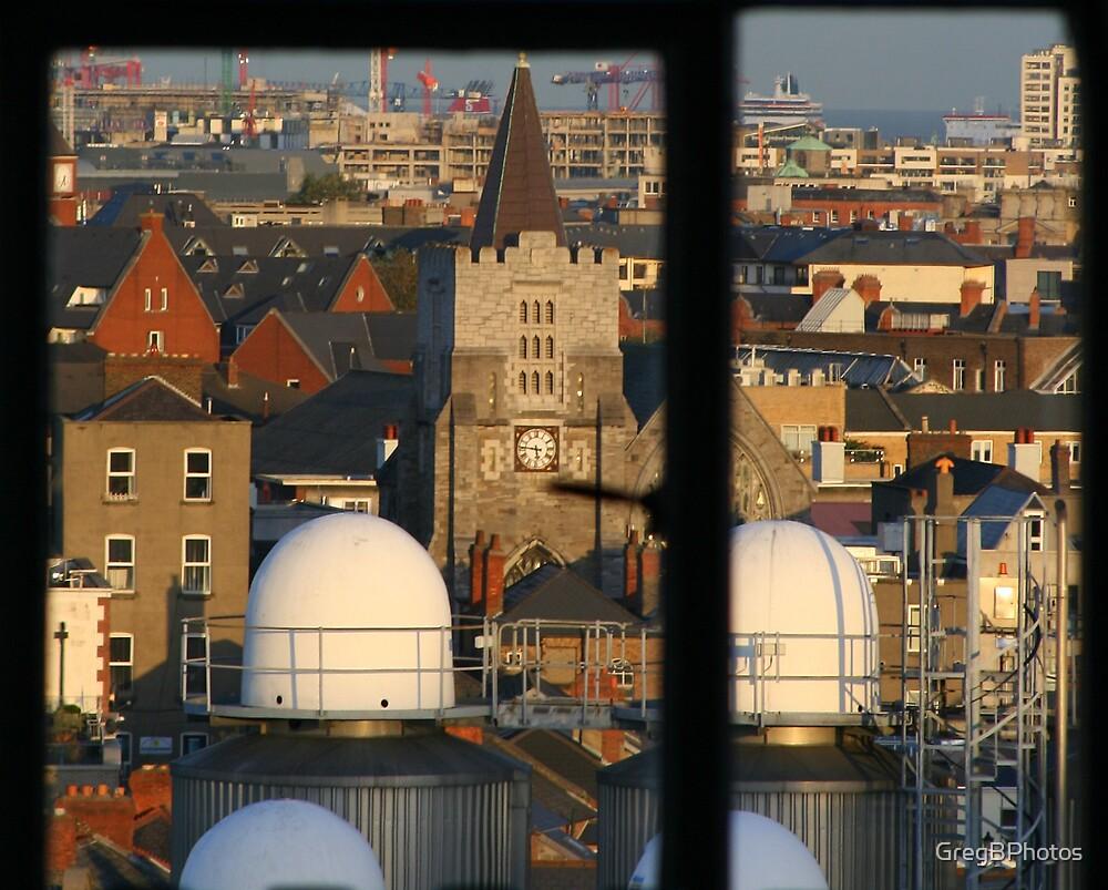 Window to Dublin by GregBPhotos