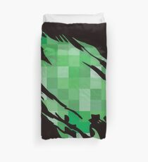 creeper Duvet Cover
