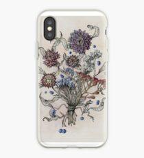 Autumn Florals iPhone Case