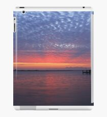 rays on the clouds iPad Case/Skin