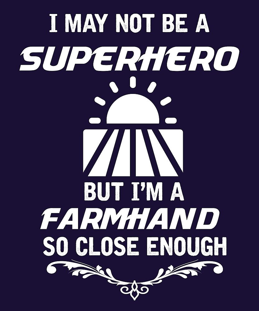 Not Superhero But Farm H& by AlwaysAwesome