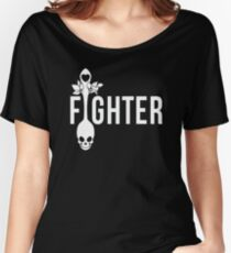 I Am A Fighter Women's Relaxed Fit T-Shirt