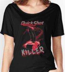 Quickshot Joystick Killer  Women's Relaxed Fit T-Shirt