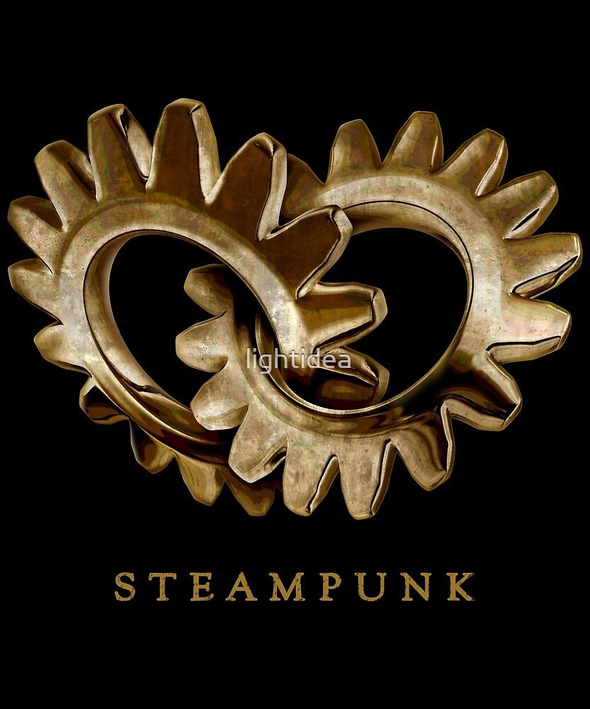 Steampunk Gears by lightidea