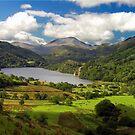 Llyn Trawslynydd - Snowdonia, Wales by Bev Pascoe