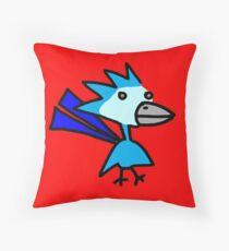 Jaybird  Throw Pillow