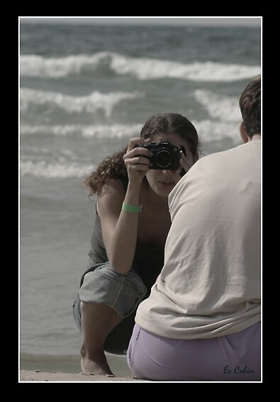 Fellow Photographer by EvCohen