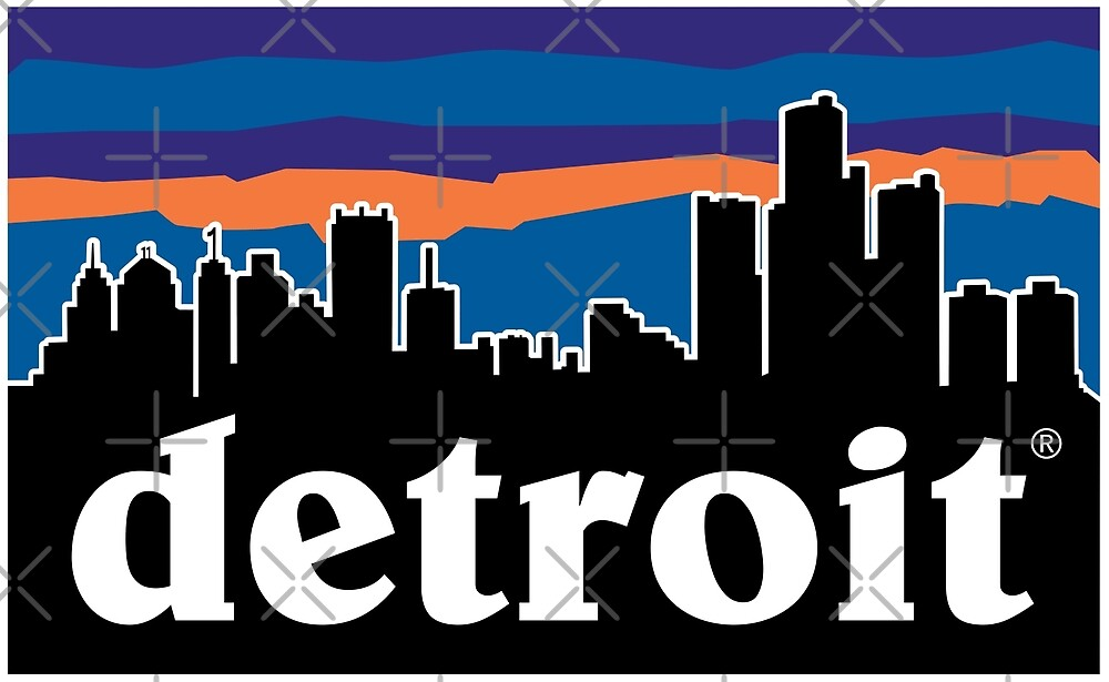 Detroitagonia by thedline