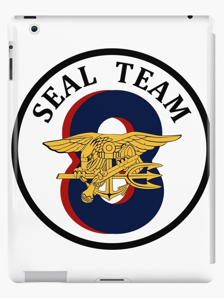 'SEAL Team 8' iPad Case/Skin by jcmeyer