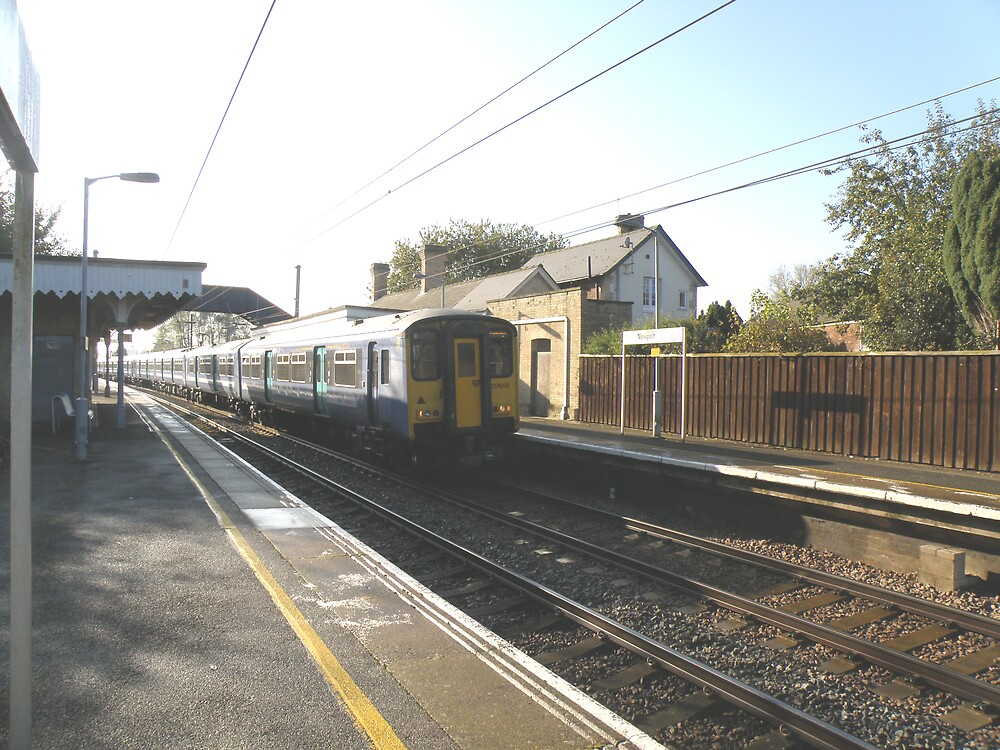09.56 to Cambridge by NewportGallery