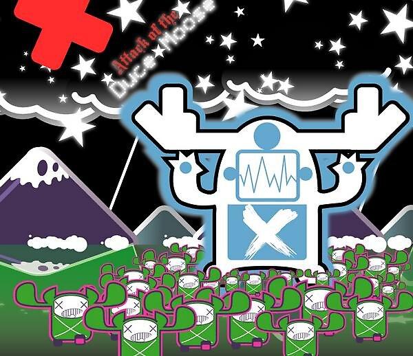 DUCE MOOSE!  by xOrganicxRobotx