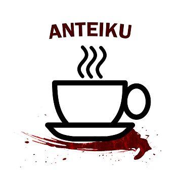 Bloody Coffee by wonnie