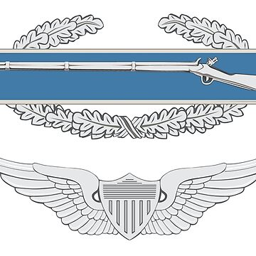 Combat Infantry Badge Aviation by jcmeyer