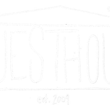 GuestHouse House Logo (White) by REYEZ