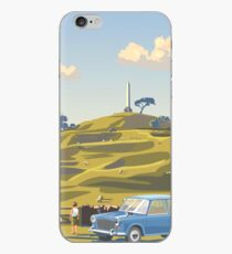 One Tree Hill, Auckland iPhone Case