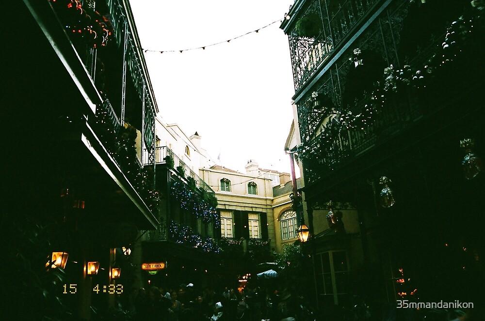 New Orleans Square  by 35mmandanikon